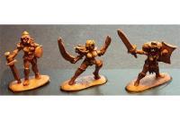 Elvian Female Warriors