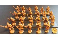 Frigian Spearmen w/Shields