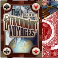 Deck of Extraordinary Voyages - Red Rouge