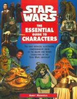 Essential Guide to Characters, The