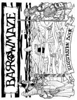 Barrowmaze Illustration Book