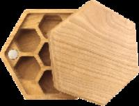 Aromatic Cedar - Beehive, Fireflower