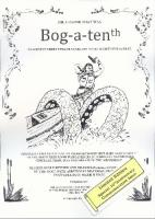 Bog-a-Ten - 10th Aniversary (Limited Edition)