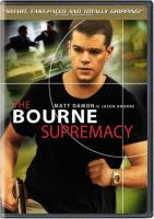 Bourne Supremacy, The (Widescreen Edition)