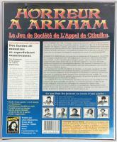 Horreur a Arkham (Arkham Horror) (1st Edition)