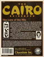 Cairo Guidebook, The
