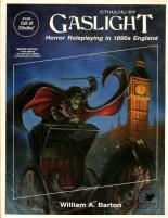 Cthulhu By Gaslight (2nd Edition)