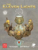 HeroQuest - The Eleven Lights