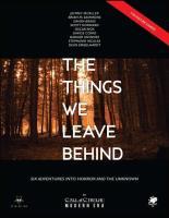 Things We Leave Behind, The