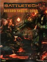 Record Sheets - 3060