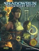 Battletech/Shadowrun - Quick-Start Rules Flipbook (Free RPG Day 2012)