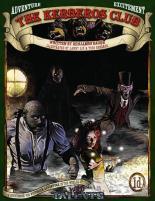 Kerberos Club, The (Wild Talents Edition) (1st Printing
