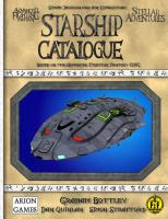 Starship Catalogue