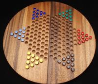 Chinese Checkers - Full Size (X-Large)