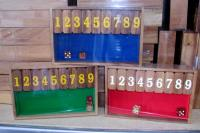 Shut the Box #1-#9