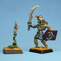 Asar Crypt Lord w/Grisly Trophy