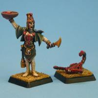 Priest of Set w/Scorpion