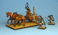 Chariot w/2 Chariot Runners