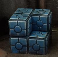 Cargo Crate Stack