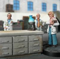 Boffin Bonanza Scientists