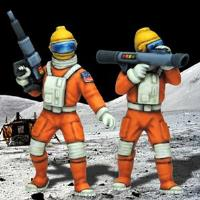 Armed ARC Astronauts