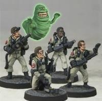 Paranormal Exterminators #1