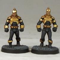 Argonauts Mk II - Unarmed