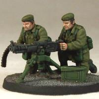 Army Support Team - HMG