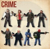 Crime Starter Cast