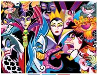 Disney - Villains (1500)