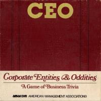 CEO - Corporate Entities & Oddities