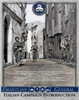 Italian Campaign Introuduction