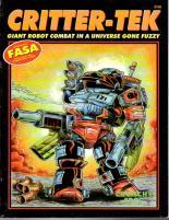 Critter-Tek (1st Edition)