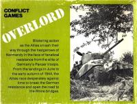 Overlord - The Normandy Campaign (Large Green Box)