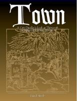 Town - A City-Dweller's Look at Thirteenth to Fifteenth Century Europe