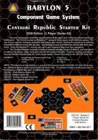 2258 Starter Kit - Centauri Republic