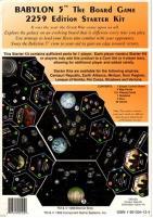 2259 Starter Kit - Centauri Republic
