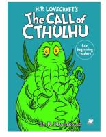 Call of Cthulhu, The - For Beginning Readers