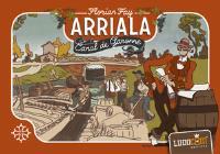 Arriala - Canal de Garonne