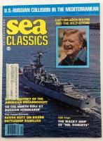 """Vol. 12, #1 """"Bitter History of the American Dreadnought, To the North Pole by Russian Icebreaker, Active Duty on Board Battleship Ramillies"""""""
