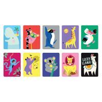Llama Drama - Lucky Llama Playing Cards