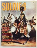 "Vol. 1, #2 ""German Paratroops, Napoleonic Uniforms, British Colonial Wars"""