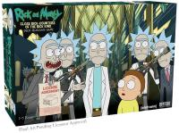 Rick and Morty - Deck Building Game - Close Rick-Encounters of the Rick Kind