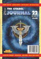 """#22 """"Necromunda Scenarios, WFB Scenario - Shadow of the Horned Rat"""""""