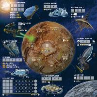 Alien Frontiers (2nd Printing)