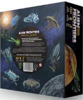 Alien Frontiers (1st Printing)