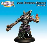 Arax - Female Beastman Shaman
