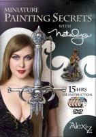 Miniature Painting Secrets w/Natalya (4-DVD)