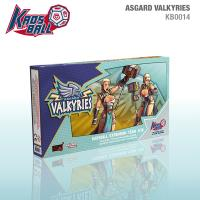 Expansion Team #13 - Asgard Valkyries