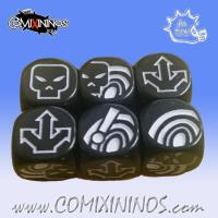 Bombas Dice - Black (3)